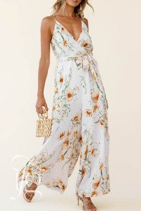 white floral